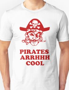 Pirates Arghhh Cool T-Shirt