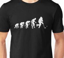 Evolution of a Hockey Player Unisex T-Shirt