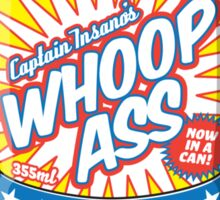 Whoop Ass - Now in a can! Sticker