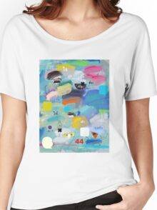 messages 09 Women's Relaxed Fit T-Shirt