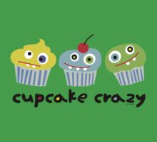 Cupcake Crazy - beige Kids Clothes