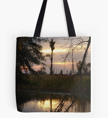 GOLD SPILL Tote Bag