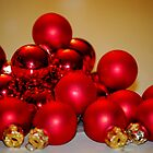 Christmas Baubles by vbk70