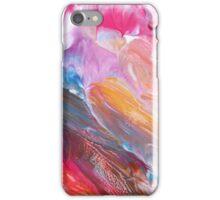 Acrylic Paints iPhone Case/Skin
