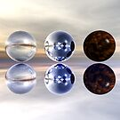 Three Spheres by Hugh Fathers