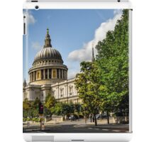 St. Pauls Cathedral, London iPad Case/Skin