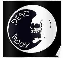 Vintage Dead Moon Poster