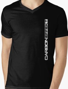 Carbon Effekt 1 Mens V-Neck T-Shirt
