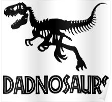 Dadnosaurs Poster