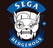 MEGADRIVE HEDGEHOGS CLUB by MRCLV