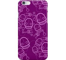 Spaztic Bots 5 iPhone Case/Skin
