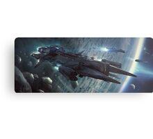 Javelin Destroyer Metal Print