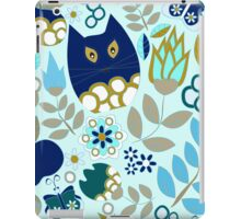 cartoon cat iPad Case/Skin