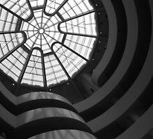 Guggenheim by Celia Strainge