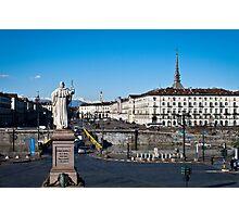 View at Torino Photographic Print