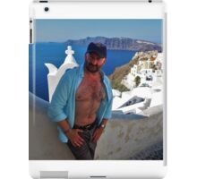 Troy - Picture Perfect Greece iPad Case/Skin