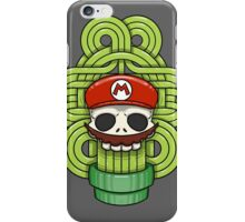 Mario Skull iPhone Case/Skin