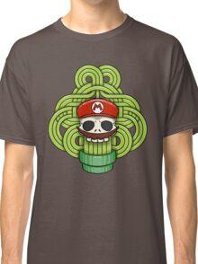 Mario Skull Classic T-Shirt