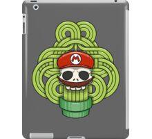 Mario Skull iPad Case/Skin