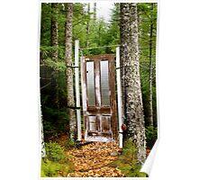 A Door to... Poster
