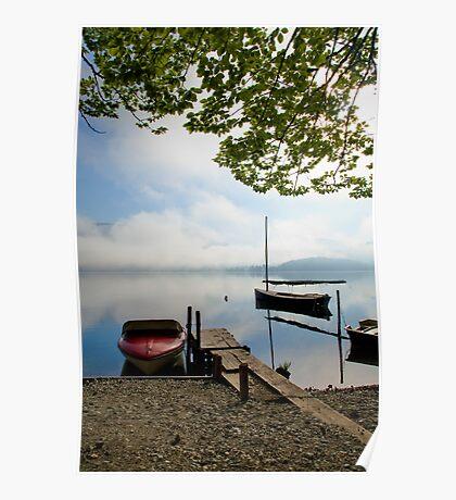 Lake Bohinj , Triglav National Park , Slovenia Poster