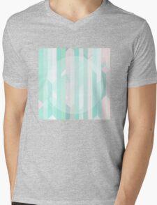 Wooden pattern 2 Mens V-Neck T-Shirt