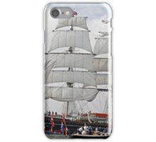 "Sailingship ""Stad Amsterdam"" iPhone Case/Skin"