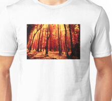 Forest heat Unisex T-Shirt