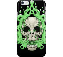 Floating Skull iPhone Case/Skin