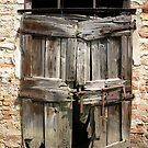 An old door by Michele Filoscia
