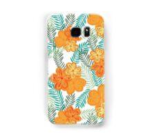 Brush Flower Samsung Galaxy Case/Skin