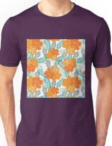 Brush Flower Unisex T-Shirt