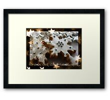 Come on over... Framed Print