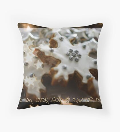Come on over... Throw Pillow