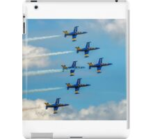 The Breitling Jets in Delta Formation iPad Case/Skin