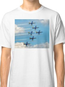 The Breitling Jets in Delta Formation Classic T-Shirt