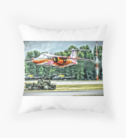 Don't Fly To Low ! Throw Pillow