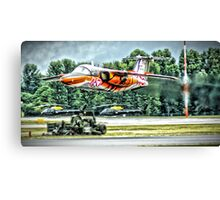 Don't Fly To Low ! Canvas Print