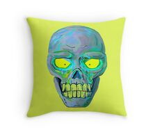 Curse Of The Undead (CUSHIE) Throw Pillow