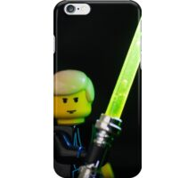 I am a Jedi, like my father before me iPhone Case/Skin