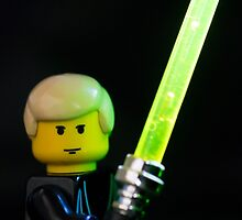 I am a Jedi, like my father before me by wheresmypants