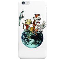 Calvin & Hobbes iPhone Case/Skin
