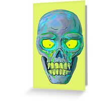 Curse Of The Undead (CUSHIE) Greeting Card