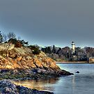 Scenic View of Manchester By the Sea   by Monica M. Scanlan