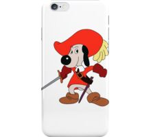 Dogtanian and the Three Muskehounds iPhone Case/Skin