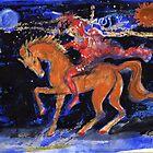 Night Rider by Visuddhi