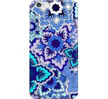 blur flower iPhone Case/Skin