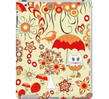 raining iPad Case/Skin