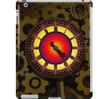 Brass Cogwork Heart iPad Case/Skin