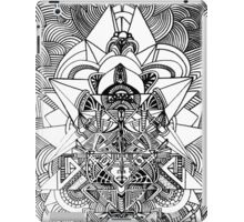 ancient futurism iPad Case/Skin